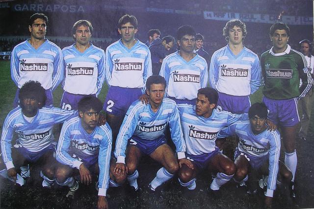 Rubén Paz, Uruguayo, cumpleaños, Racing, ídolo, Supercopa Sudamericana 1988