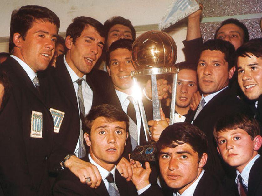 Racing Club campeón 1967