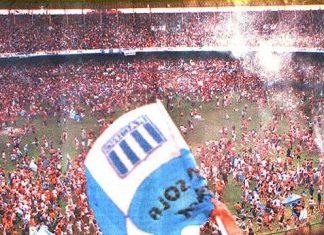 Racing Club campeón Apertura 2001