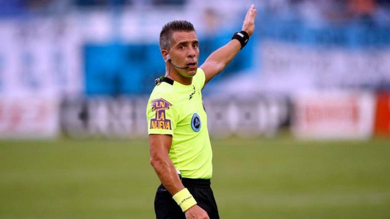 Hernán Mastrángelo, el árbitro en Santa Fe | Racingmaníacos