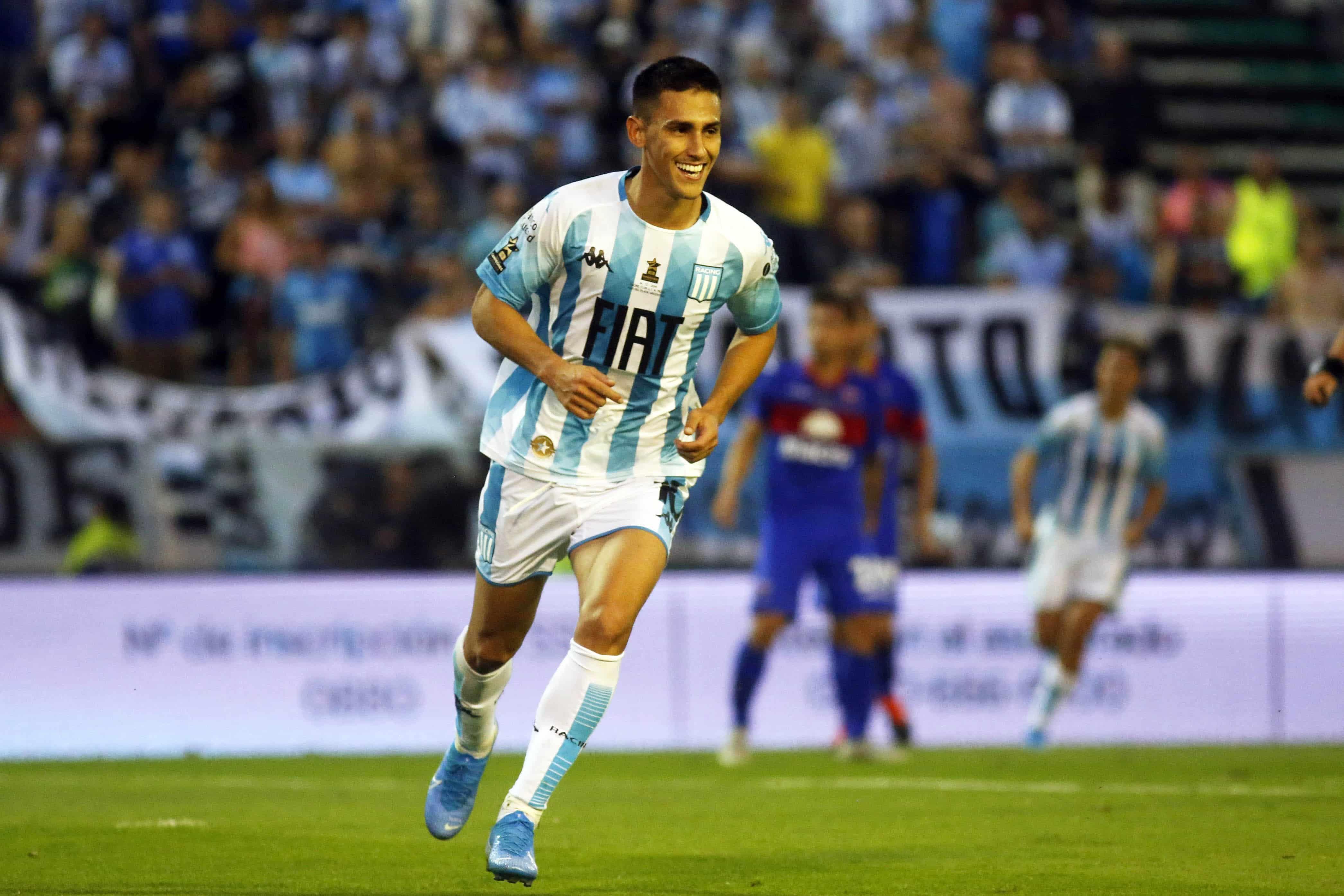 "Matías Rojas: ""Necesitábamos volver a entrenar"" | Racingmaníacos"