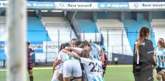 Futbol Femenino Racing Club