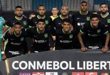 Alianza Lima vs Racing Club