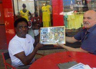Walter Machado Da Silva Batuta Racing Club
