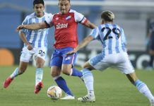 Racing Club vs Nacional
