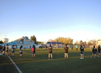 Fútbol Femenino Racing Club