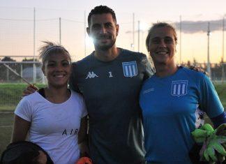 Gabriel Arias Fútbol Femenino Racing Club