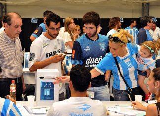 Elecciones Racing Club