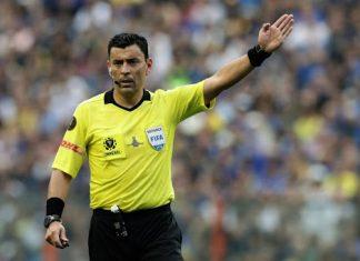 Roberto Tobar, árbitro para Racing Club