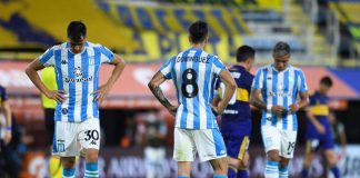 Boca Juniors Racing Club
