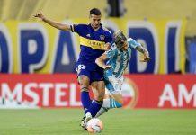 Diego González ex-Racing Club