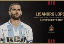 Lisandro López Racing Club
