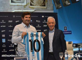 Rubén Capria Racing Club