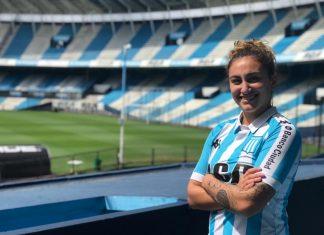 Luana Florencia Muñoz Racing Club