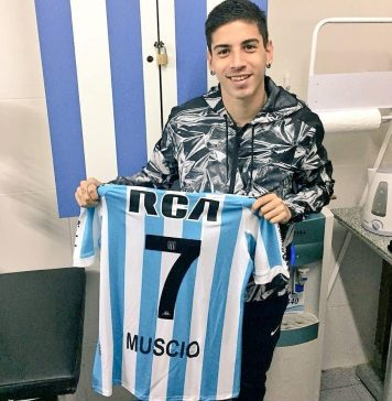 Nicolás Muscio Racing Club