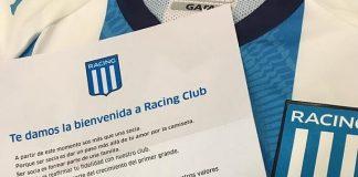 Marcos Acuña Racing Club