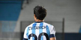 Darío Cvitanich Racing Club