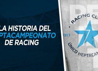 Racing Club heptacampeón