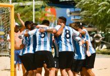Racing Club Fútbol Playa