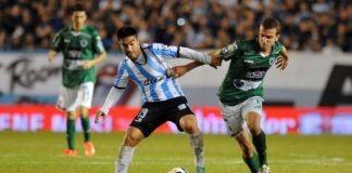 Racing Club vs Sarmiento