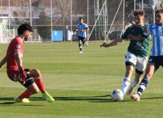 Reserva Racing Club vs Sarmiento