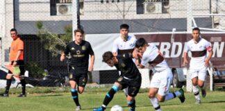 Inferiores Racing Club vs Platense