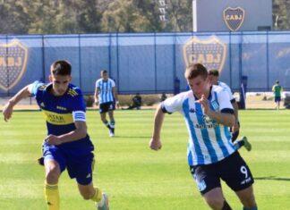 Reserva Racing Club vs Boca