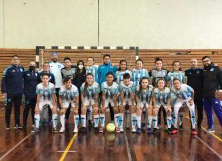Futsal Femenino Racing Club