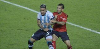 Racing Club vs Independiente