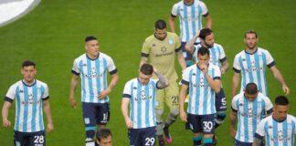 Argentinos Juniors vs Racing Club
