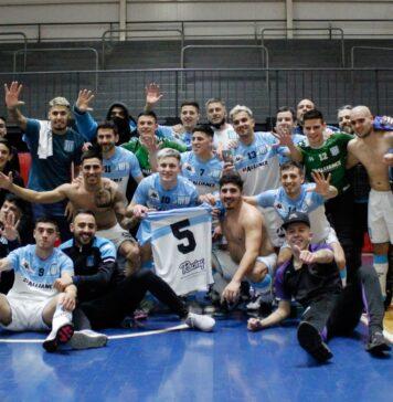 Futsal Racing Club vs Independiente