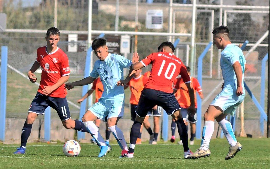Inferiores Racing Club vs Independiente