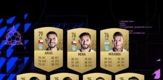 Racing Club FIFA 22