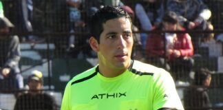 Yael Falcón Pérez, árbitro de Racing Club