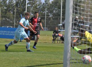 Inferiores Racing Club vs Colón