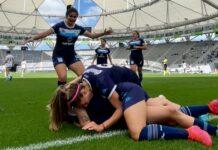Fútbol Femenino Racing Club vs Gimnasia