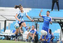 Fútbol Femenino Racing Club vs San Lorenzo