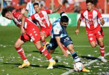 Racing Club vs Unión